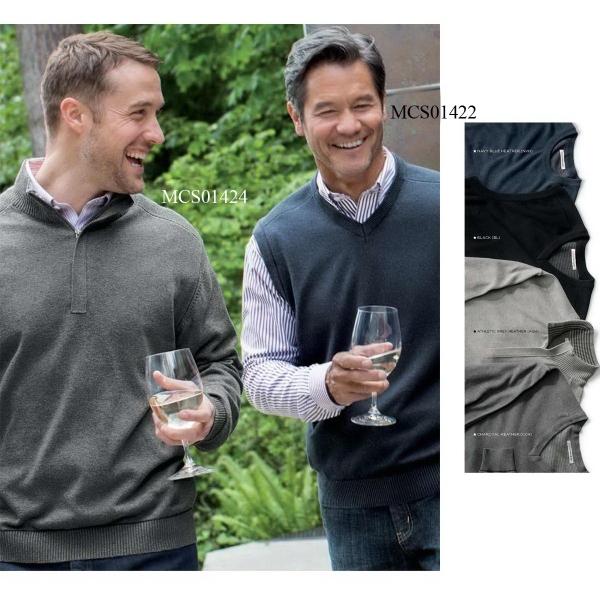CB Broadview Men's V-Neck Sweater Vest