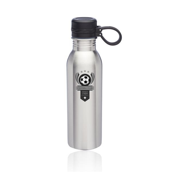 24 oz. Color Pop Stainless Steel Water Bottle
