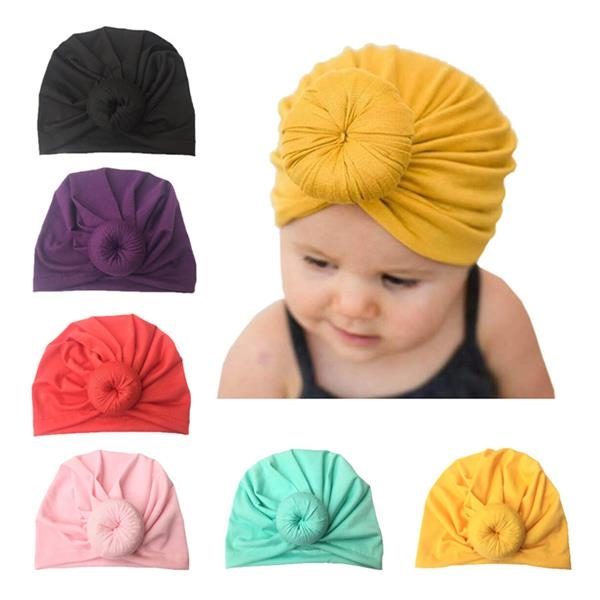 Baby Headband Beanie Cap