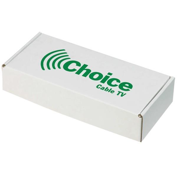 Custom E-Flute Mailer Box 107