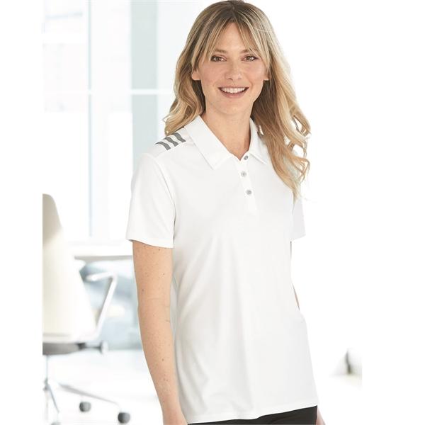 Adidas Women's 3-Stripes Shoulder Sport Shirt