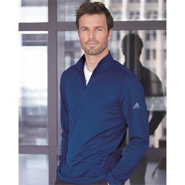 Adidas Lightweight Quarter-Zip Pullover