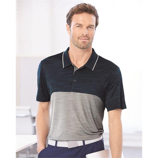 Adidas Colorblocked Melange Sport Shirt
