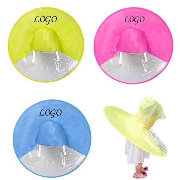 UFO Children Umbrella Hat