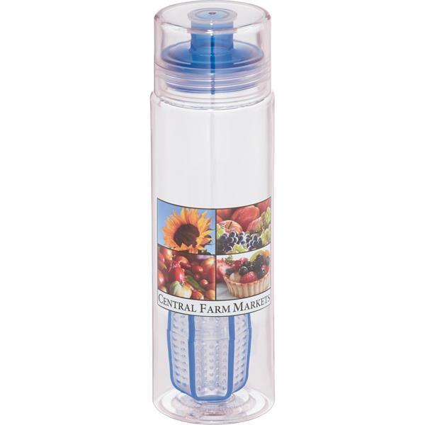 Trinity BPA Free Infuser & Shaker Bottle 25oz