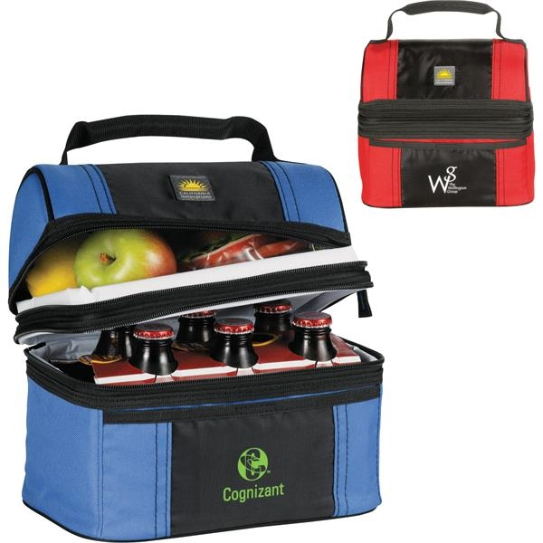 California Innovations® 6 Can Classic Lunch Bucket - California Innovations® 6 Can Classic Lunch Bucket