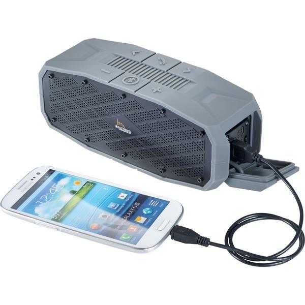 High Sierra® Lynx Outdoor Bluetooth Speaker/Charge
