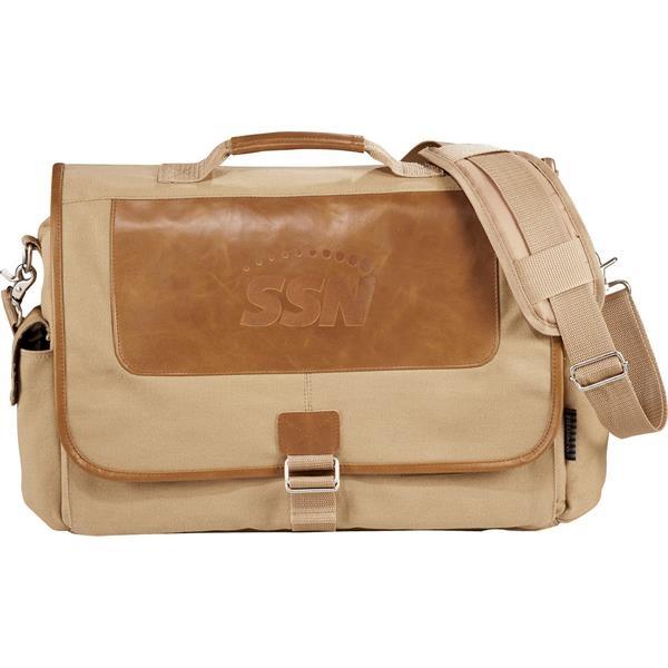 "Field & Co.® Cambridge 15"" Computer Messenger Bag"