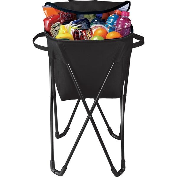 Game Day Standing 50 Can Tub Cooler - Game Day Standing 50 Can Tub Cooler