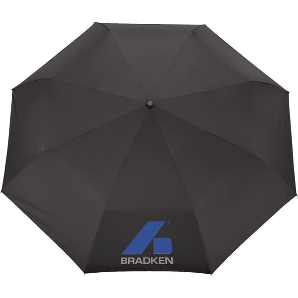 "54"" Auto Open/Close Folding Umbrella"