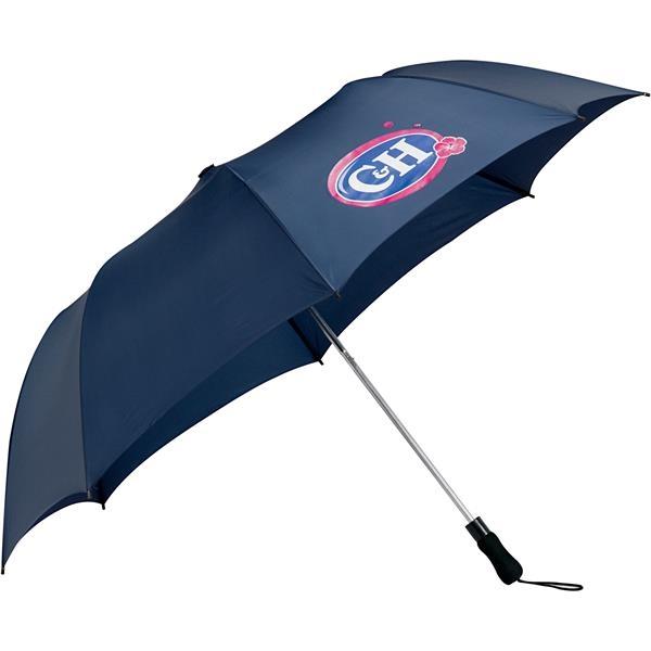 "58"" Auto Open Folding Golf Umbrella"