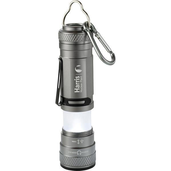 High Sierra® Bright CREE Zoom Flashlight