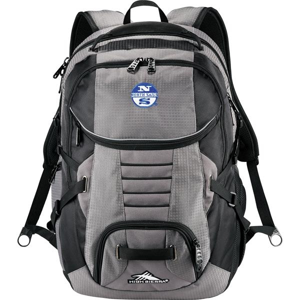 "High Sierra Haywire 17"" Computer Backpack"
