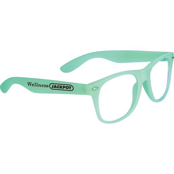 Glow-in-the-Dark Sun Ray Glasses