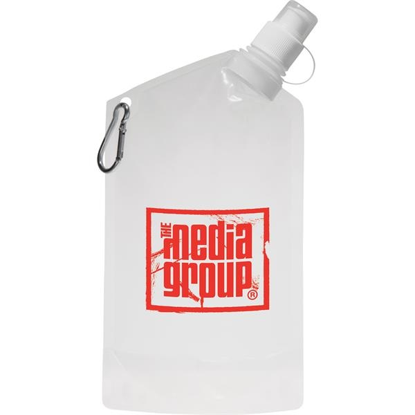 Cabo 20oz Water Bag with Carabiner