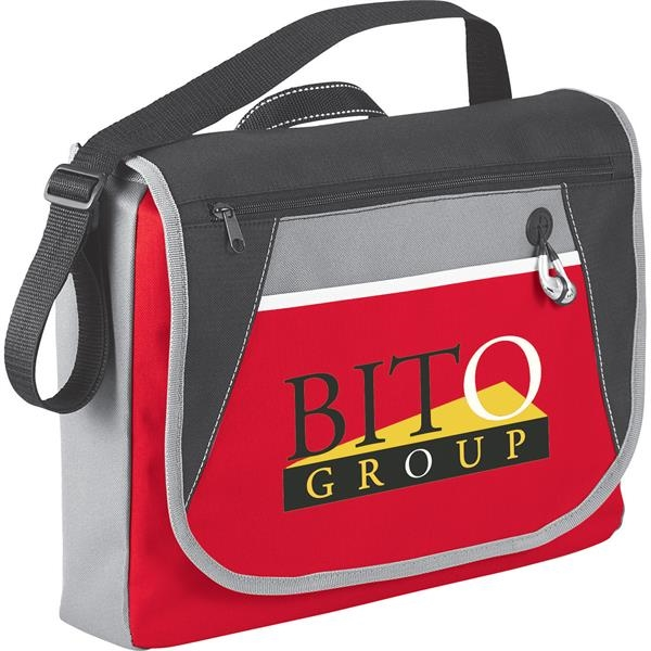 Studio Business Messenger Bag