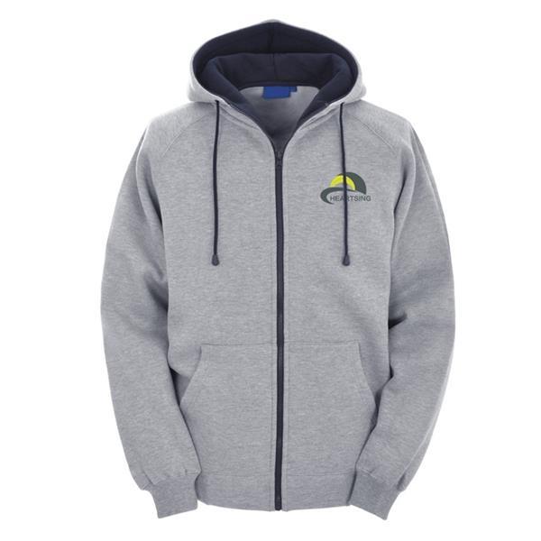 Men's Zipper Hoodie Jacket