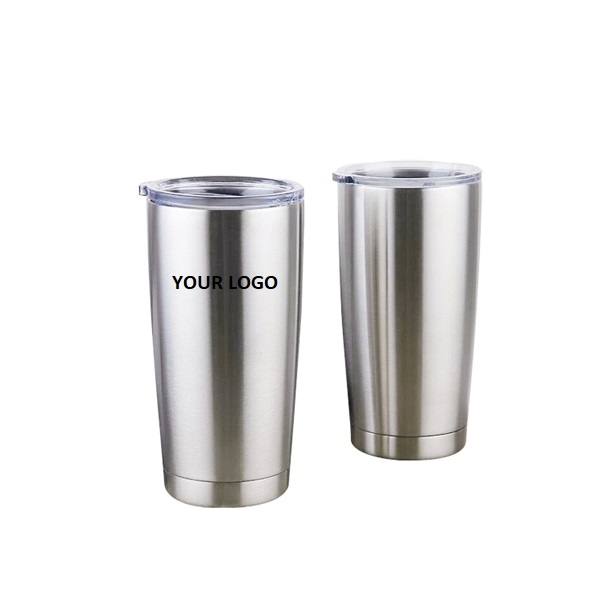 Stainless Steel Tumbler with Lid 20 oz