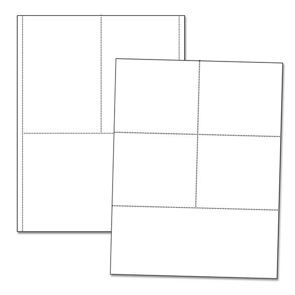 Printable Paper Inserts For Event Size Badge Holders