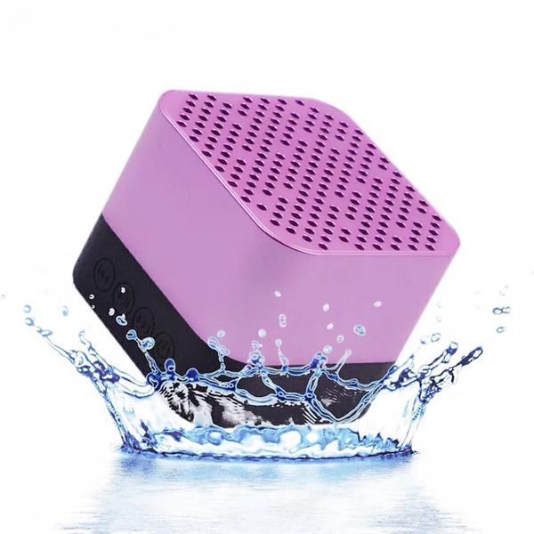 Cubic Plastic Bluetooth Speaker