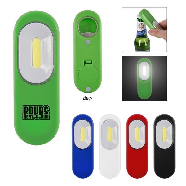 COB Light With Bottle Opener
