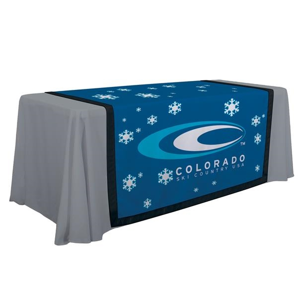 """57"""" Accent Table Runner (Dye Sublimation)"""