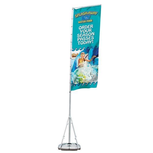 Giant Outdoor Flag Kit (Single-Sided)