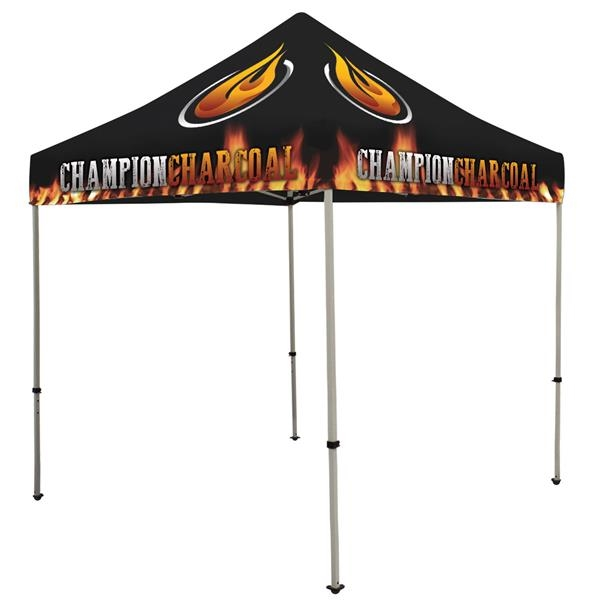 Deluxe 8' Tent Kit (Full-Bleed Dye Sublimation)
