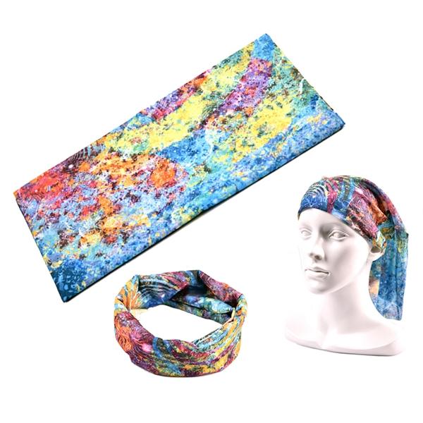 Multifunctional Seamless Headscarf