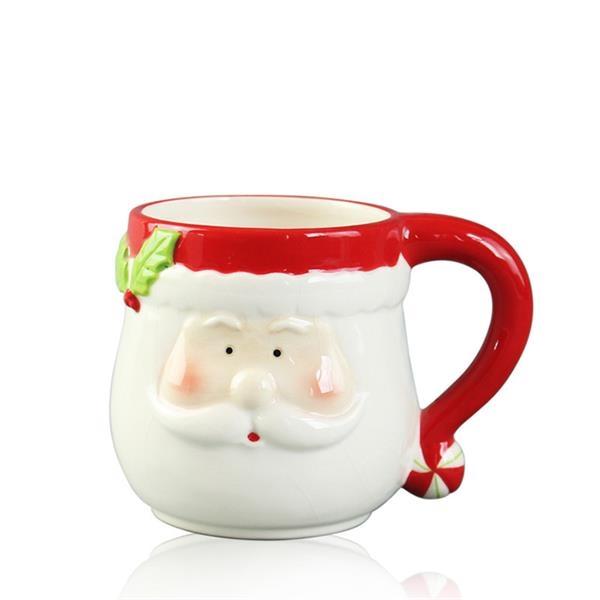 Christmas Gift Santa Claus Cup Mug