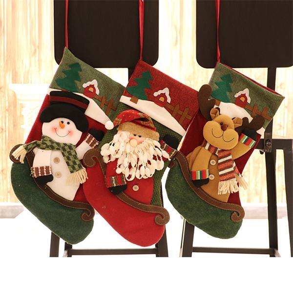 Promotional Christmas Stocking Gift