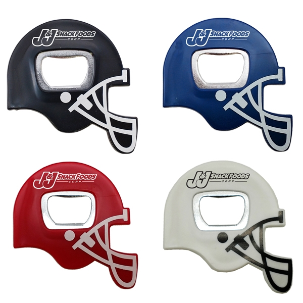 Football Helmet Bottle Opener