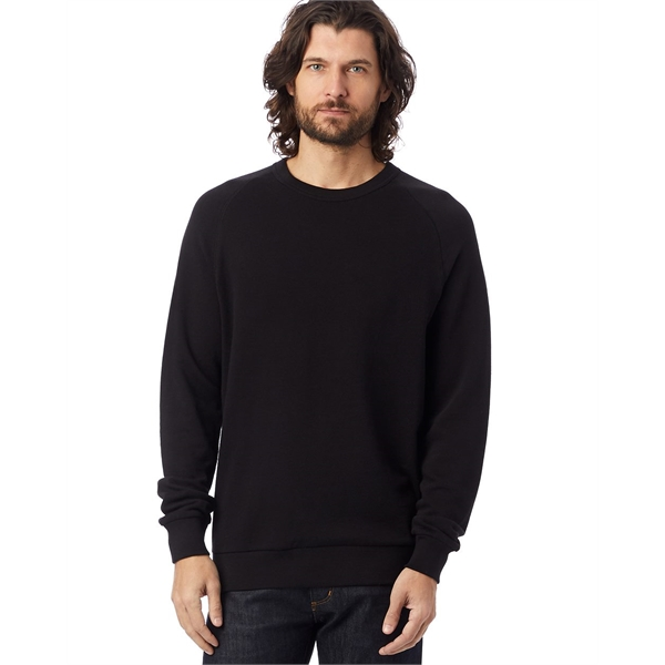 Alternative Champ Lightweight Washed French Terry Pullover