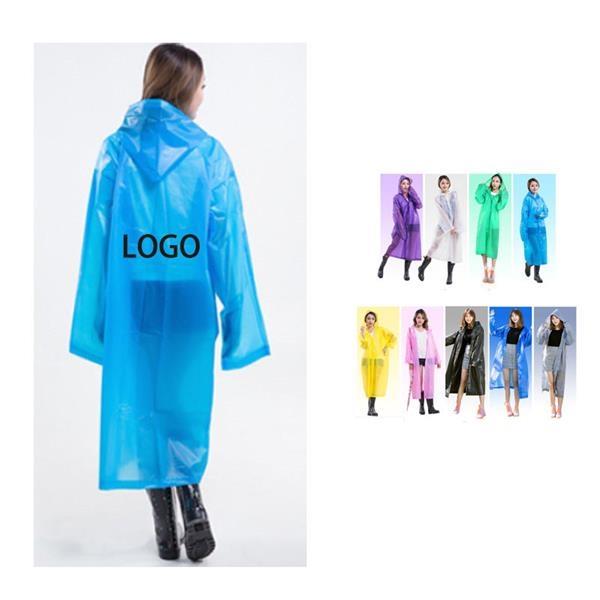EVA Waterproof Rain Covers Raincoat Men Women General