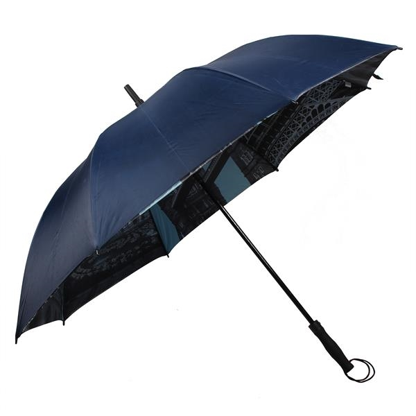 Two-tone Windproof  Double-layer Umbrella