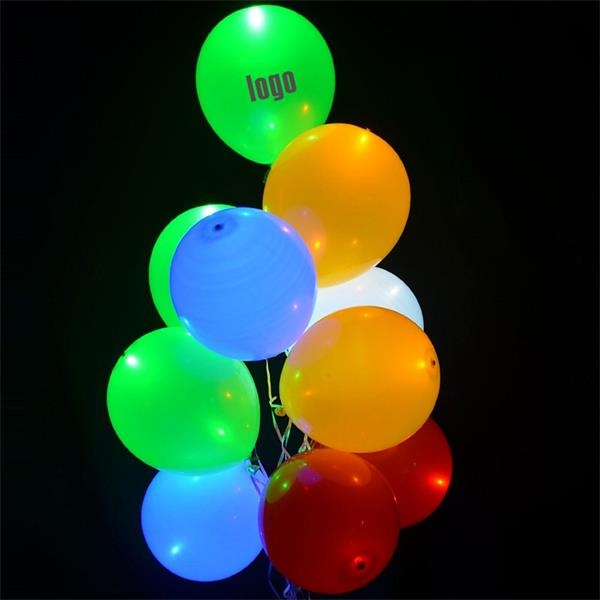 LED Lighting Up Balloon