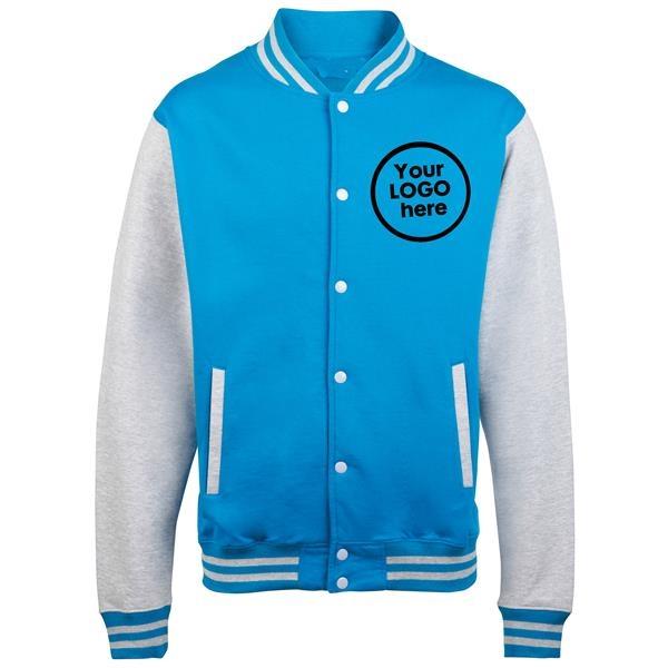 Cotton Baseball Jacket