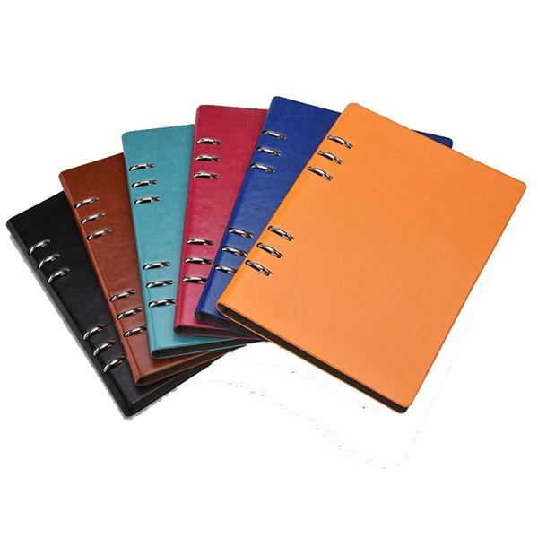 Leather Refillable notebook