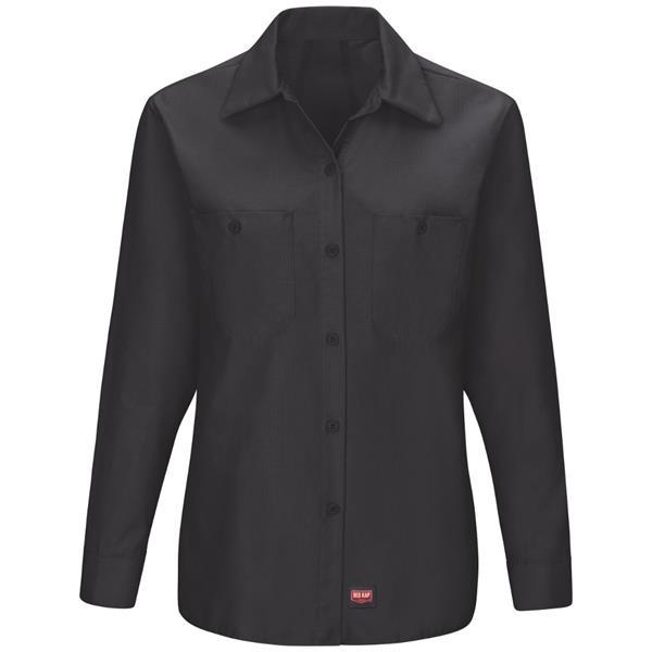Red Kap® Women's Long Sleeve Mimix™ Work Shirt