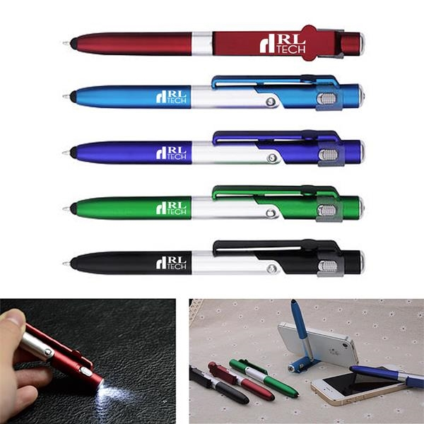 4 in 1 Phone Pen