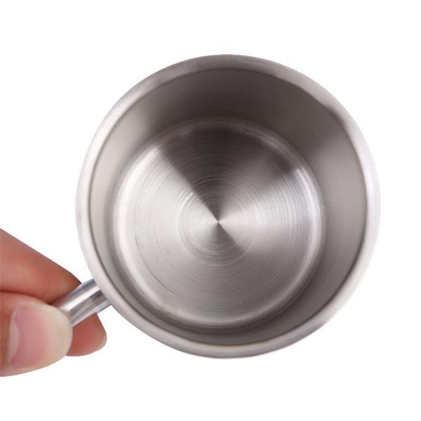 Double Walled 304 Stainless Steel Beer Mug