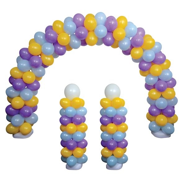 Balloon Arch And Column Kit