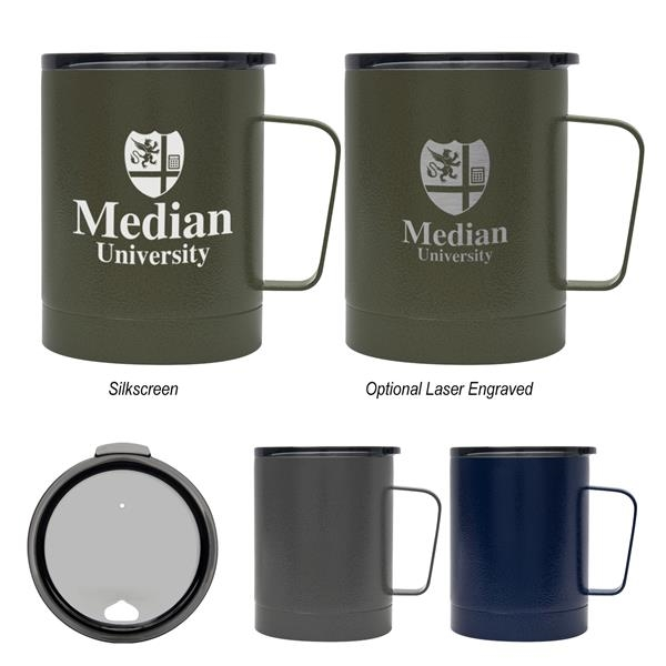 12 Oz. Kirkland Stainless Steel Mug