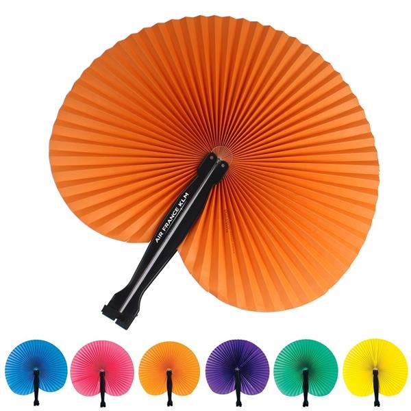 Colorful Folding Fan