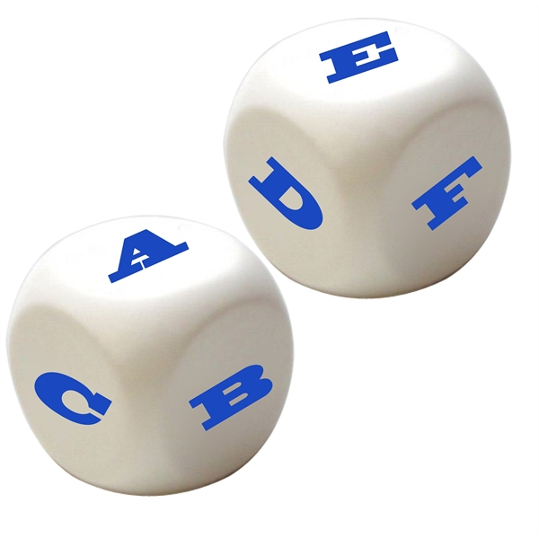Stress Reliever Dice
