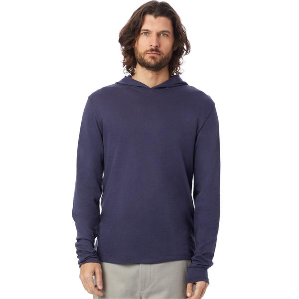 Alternative Vintage Jersey Keeper Hooded Pullover