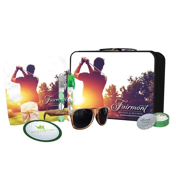 Lunchbox Golf Kit