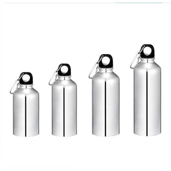 Stainless steel water bottle customizable