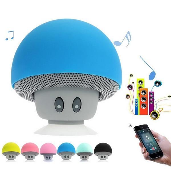 Cartoon Mushroom Wireless Bluetooth Speaker