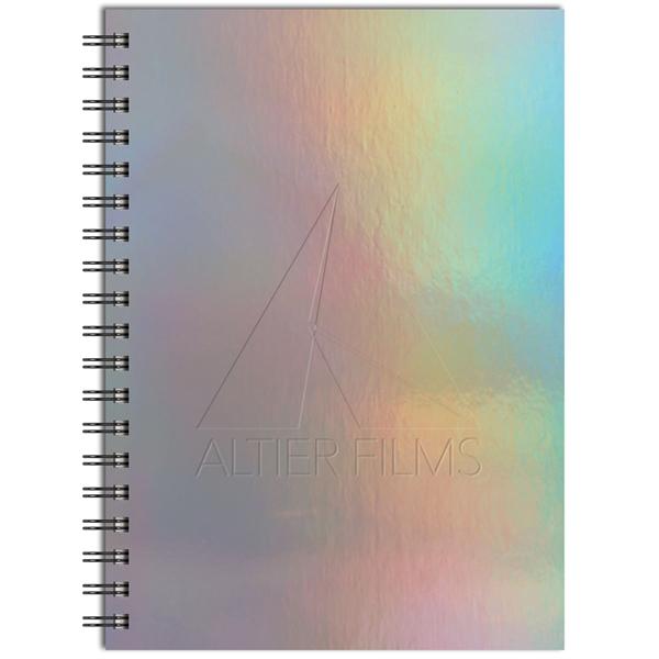 Holographic Rainbow Medium NoteBook